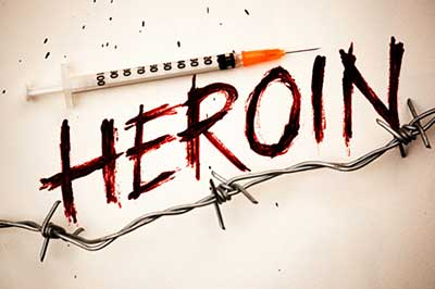 Photo: heroin photo illustration